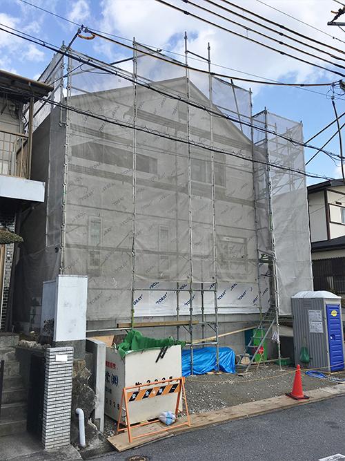 伊孑志4丁目新築戸建【成約済み】