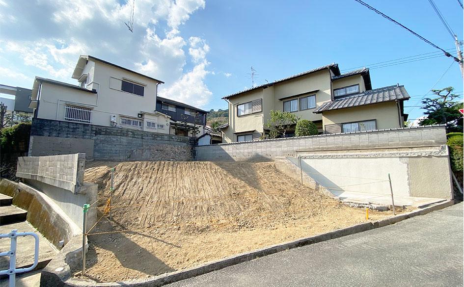 宝塚市寿楽荘A号地