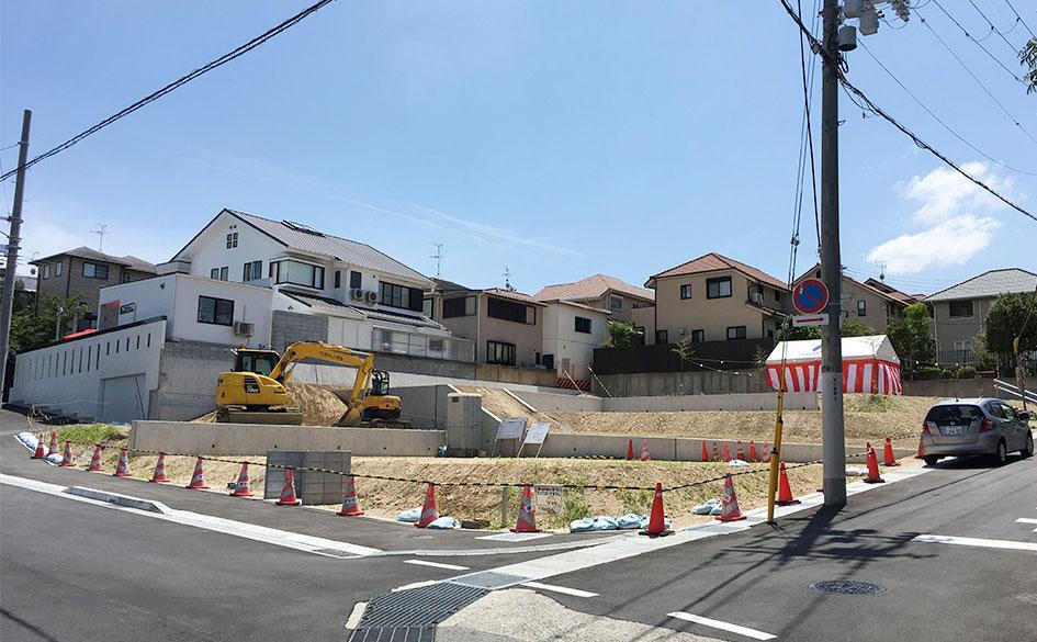 宝塚市寿楽荘 6区画